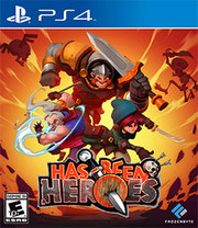 Has-Been Heroes para PS4