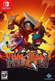 Has-Been Heroes para Nintendo Switch