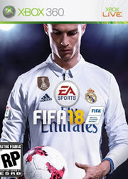FIFA 18 para XBOX 360