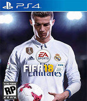 FIFA 18 para PS4