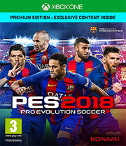 Pro Evolution Soccer 2018 para Xbox One