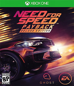 Need for Speed Payback Deluxe Edition para Xbox One
