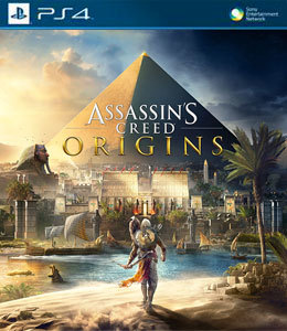 Assassin-s Creed Origins para PS4