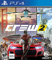 The Crew 2 para PS4