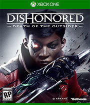Dishonored Death of the Outsider para Xbox One