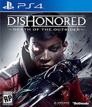 Dishonored Death of the Outsider para PS4