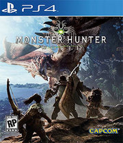 Monster Hunter World para PS4