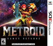 Metroid Samus Returns para 3DS