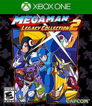 Mega Man Legacy Collection 2 para Xbox One