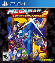 Mega Man Legacy Collection 2 para PS4