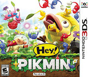 Hey! Pikmin para 3DS