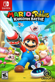 Mario + Rabbids: Kingdom Battle para Nintendo Switch