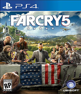 Far Cry 5 para PS4