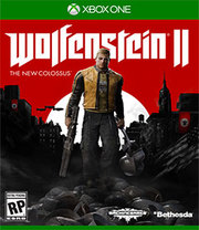 Wolfenstein II The New Colossus para Xbox One