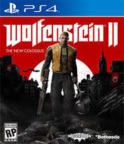 Wolfenstein II The New Colossus para PS4