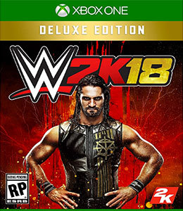WWE 2K18 Deluxe Edition para Xbox One