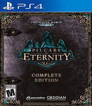 Pillars of Eternity Complete Edition para PS4