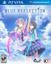 Blue Reflection para PS Vita