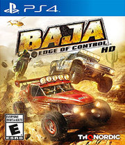 Baja: Edge of Control HD para PS4