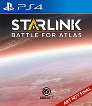 Starlink Battle for Atlas para PS4