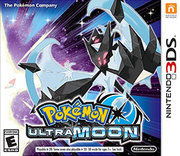 Pokemon Ultra Moon para 3DS