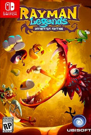 Rayman Legends Definitive Edition para Nintendo Switch