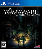 Yomawari Midnight Shadows para PS4