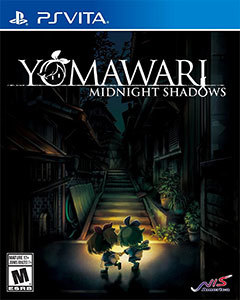 Yomawari Midnight Shadows para PS Vita