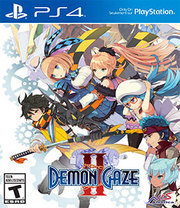 Demon Gaze II para PS4