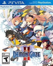 Demon Gaze II para PS Vita