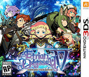 Etrian Odyssey V: Beyond the Myth para 3DS