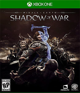 Middle-earth Shadow of War Edição Limitada para Xbox One