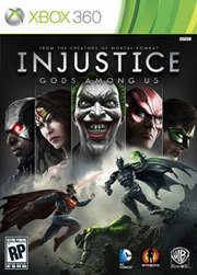 Injustice: Gods Among Us Collector's Edition para XBOX 360