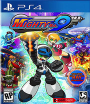Mighty No. 9 Signature Edition para PS4