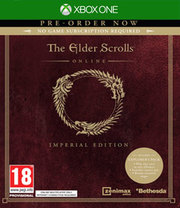 The Elder Scrolls Online: Tamriel Unlimited - Imperial Edition para Xbox One