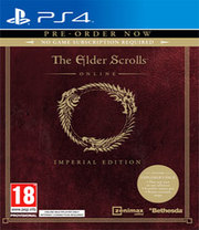 The Elder Scrolls Online: Tamriel Unlimited - Imperial Edition para PS4
