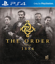 The Order: 1886 - Collector's Edition para PS4