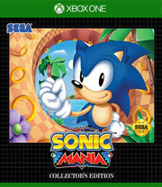 Sonic Mania Collector's Edition para Xbox One