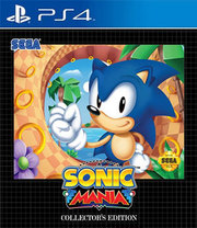 Sonic Mania Collector's Edition para PS4