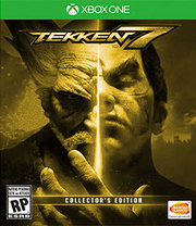 Tekken 7 Collector's Edition para Xbox One