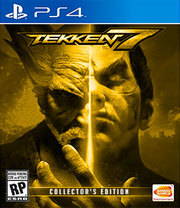 Tekken 7 Collector's Edition para PS4