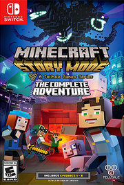 Minecraft: Story Mode - The Complete Adventure para Nintendo Switch