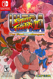 Ultra Street Fighter II: The Final Challengers para Nintendo Switch