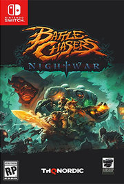 Battle Chasers: Nightwar para Nintendo Switch