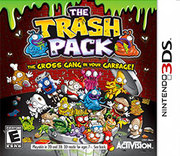 The Trash Pack para 3DS