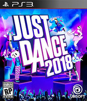 Just Dance 2018 para PS3