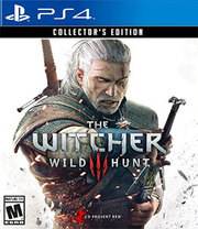 The Witcher 3: Wild Hunt - Collector's Edition para PS4