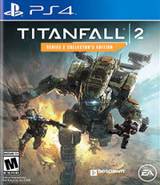 Titanfall 2 - Vanguard Collector's Edition para PS4