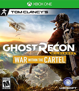 Tom Clancy's Ghost Recon: Wildlands - War Within the Cartel Edition  para Xbox One