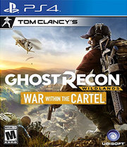 Tom Clancy's Ghost Recon: Wildlands - War Within the Cartel Edition  para PS4